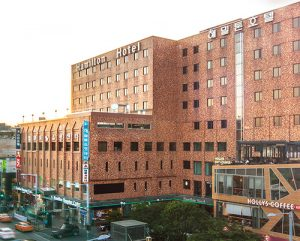 ハミルトンホテル