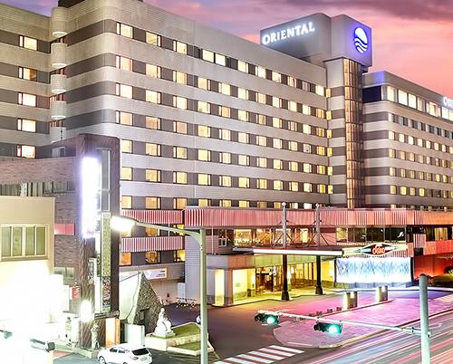 済州オリエンタルホテル