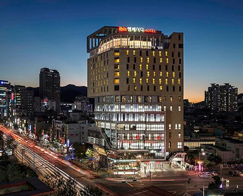 イビスアンバサダー釜山シティセンター