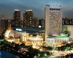ロッテホテル ワールド ソウル・江南