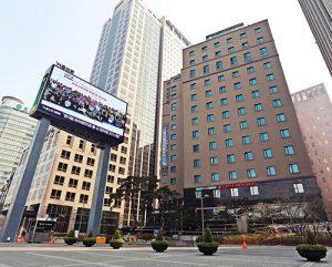 ニュー国際ホテル 光化門