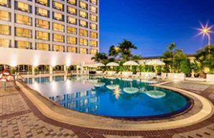 バンコク パレスホテル